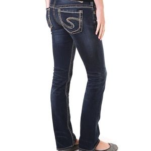 Silver Jeans Tuesday Low baby Boot